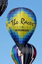 EC-MHH - At the 2017 Albuquerque Balloon Fiesta