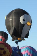 G-UINS - At the 2017 Albuquerque Balloon Fiesta