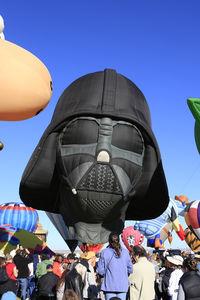 OO-BQZ - At the 2017 Albuquerque Balloon Fiesta