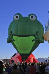 G-HYLA - At the 2017 Albuquerque Balloon Fiesta
