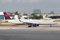 N329DN @ KFLL - Airbus A321 - by Mark Pasqualino