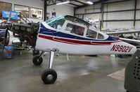 N9902V @ KRFD - Cessna 180H