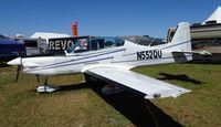 N552QU @ LAL - Flying Legend LSA Tucano