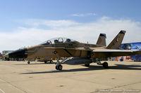 161740 @ KNXX - F/A-18B Hornet 161740 AF-14 from VFC-12 Fighting Omars  NAS Oceana, VA - by Dariusz Jezewski www.FotoDj.com