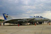 164602 @ KNXX - F-14D Tomcat 164602 AJ-100 from VF-213 Black Lions  NAS Oceana, VA