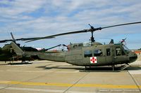 74-22482 @ KOQU - UH-1V Iroquois 74-22482  from 681st MedCo  Quonset Point ANGS, RI