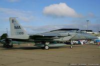 77-0109 @ KOQU - F-15A Eagle 77-0109 MA from 101st IS 102nd IW Otis ANGB, MA - by Dariusz Jezewski www.FotoDj.com