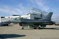 83-1136 @ KOQU - F-16C Fighting Falcon 83-1136  from 134th FS The Green Mountain Boys 158th FW Burlington IAP, VT