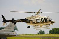 N175P @ KNXX - Bell 407  C/N 53316, N175P