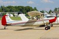 N305A @ KNXX - Cessna 305A L-19A Bird Dog  C/N 23182, N305A