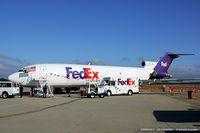 N478FE @ KOQU - Boeing 727-227/Adv(F) - FedEx - Federal Express  C/N 21395, N478FE