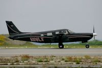 N69LV @ KOQU - Piper PA-32R-301T Turbo Saratoga  C/N 3257229, N69LV