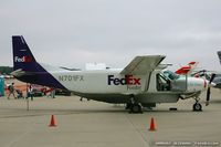N701FX @ KOQU - Cessna 208B Super Cargomaster  C/N 208B0420, N701FX