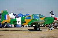 N9739U @ KNXX - Grumman American AA-1C Lynx  C/N AA1C0112, N9739U