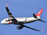CN-NMJ @ LFBD - take off runway 23 Air Arabia 3O366 to FES - by JC Ravon - FRENCHSKY