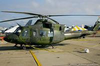 146448 @ KOQU - CAF CH-146 Griffon 146448  from 403 THS Wolf 1st Wing CFB Gagetown, NB