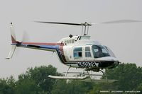N50178 @ KN51 - Bell 206B JetRanger  C/N 2608, N50178