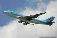 HL7495 @ KJFK - Boeing 747-4B5 - Korean Air  C/N 28096, HL7495
