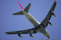 JA8913 @ KJFK - Boeing 747-446 - Japan Airlines - JAL  C/N 26359, JA8913