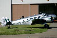 N213SP @ KOQU - Beech C45H Expeditor  C/N AF-860, N213SP