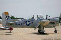 N661NA @ KNXX - North American T-28C Trojan Ditto Herb Baker  C/N 140661, N661NA