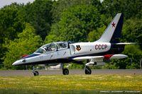 N9CY @ KNXX - Aero Vodochody L-39 Albatros - Allen Smith III  C/N 332744, N9CY