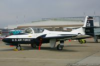 68-8036 @ KOQU - T-37B Tweet 68-8036 CB from 41st FTS Flying Buzzsaws 14th FTW Columbus AFB, MS