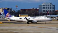 N88301 @ KATL - Taxi Atlanta - by Ronald Barker