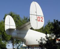 02 - Harbin SH-5 second prototype at the China Aviation Museum Datangshan - by Ingo Warnecke
