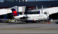 N924EV @ KATL - At the gate Atlanta - by Ronald Barker