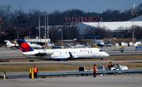 N927EV @ KATL - Taxi Atlanta - by Ronald Barker