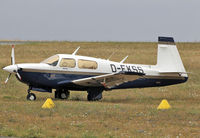 D-EKSS @ LFBH - Parked at the General Aviation aera... no logo on tail - by Shunn311