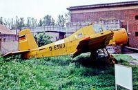 D-ESUJ - Peenemünde 1.6.1996 - by leo larsen