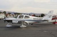 N564BP @ SZP - 2001 Cirrus SR22, Continental IO-550 310 Hp - by Doug Robertson