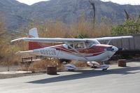 N5922B @ SZP - 1956 Cessna 182A SKYLANE, Continental O-470 230 Hp - by Doug Robertson