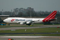 PH-MPS @ EHAM - Martinair Cargo - by Jan Buisman