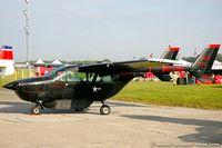 N107BL @ KYIP - Cessna 337F Super Skymaster  C/N 33701330, N107BL - by Dariusz Jezewski www.FotoDj.com