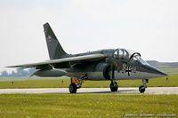 N114ZA @ KYIP - Dassault-Dornier Alpha Jet  C/N 114, N114ZA