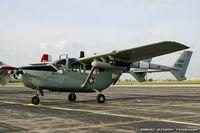 N202AF @ KYIP - Cessna O-2A Super Skymaster  C/N 337M-0227, N202AF