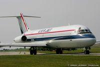 N207US @ KYIP - McDonnell Douglas DC-9-32F - USA Jet Airlines  C/N 47355, N207US