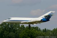 N229CK @ KYIP - Dassault Fan Jet Falcon (20D)  C/N 229, N229CK