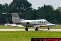 N248CK @ KYIP - Gates Learjet Corp. 25D  C/N 248, N248CK