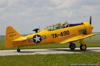 N3167G @ KYIP - North American T-6G Texan  C/N 49-3272, N3167G - by Dariusz Jezewski www.FotoDj.com