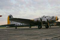 N390TH @ KYIP - Boeing B-17G Flying Fortress Liberty Belle  C/N 44-85734, N390TH