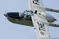 N48233 @ KYIP - Cessna M337B (O-2A Super Skymaster) Nine Lives My Ass!  C/N 337M0294, N48233