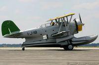 N63850 @ KYIP - Grumman J2F-4 Duck - Chuck Greenhill, N63850