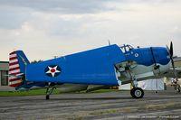 N683G @ KYIP - Grumman TBM-3E Avenger  C/N 53768 - Tom Buck, NL683G