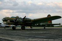 N900RW @ KYIP - Boeing B-17G Flying Fortress Thunderbird C/N 44-85718, N900RW