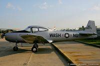 N91173 @ KYIP - North American Navion (NA-145)  C/N NAV-4-227, N91173