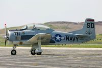 N944SD @ KYIP - North American T-28C Trojan  C/N 140531, N944SD